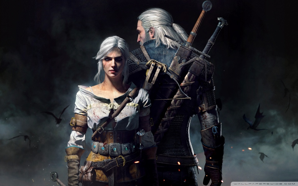 The Witcher : Geralt et Ciri