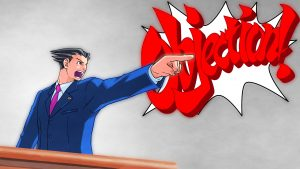 Ace Attorney Spirit of Justice Objection