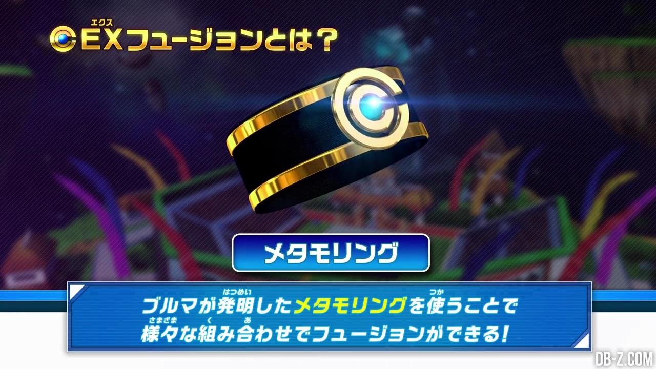 Dragon Ball Fusion Métamo Ring