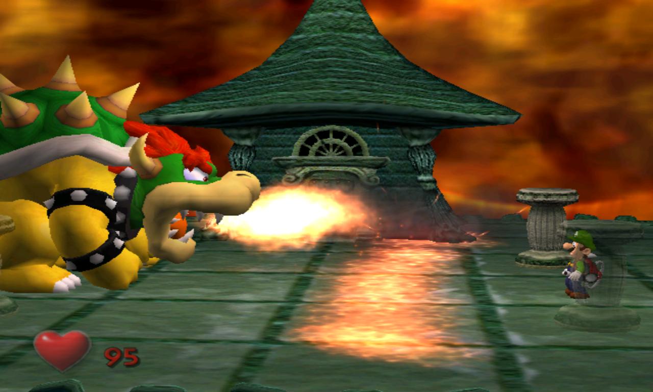 Luigi's Mansion Combat Final 2