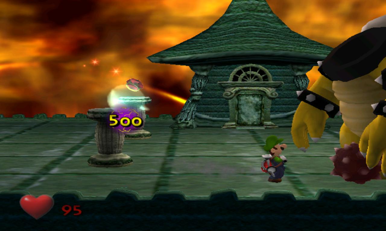 Luigi's Mansion Combat Final 3