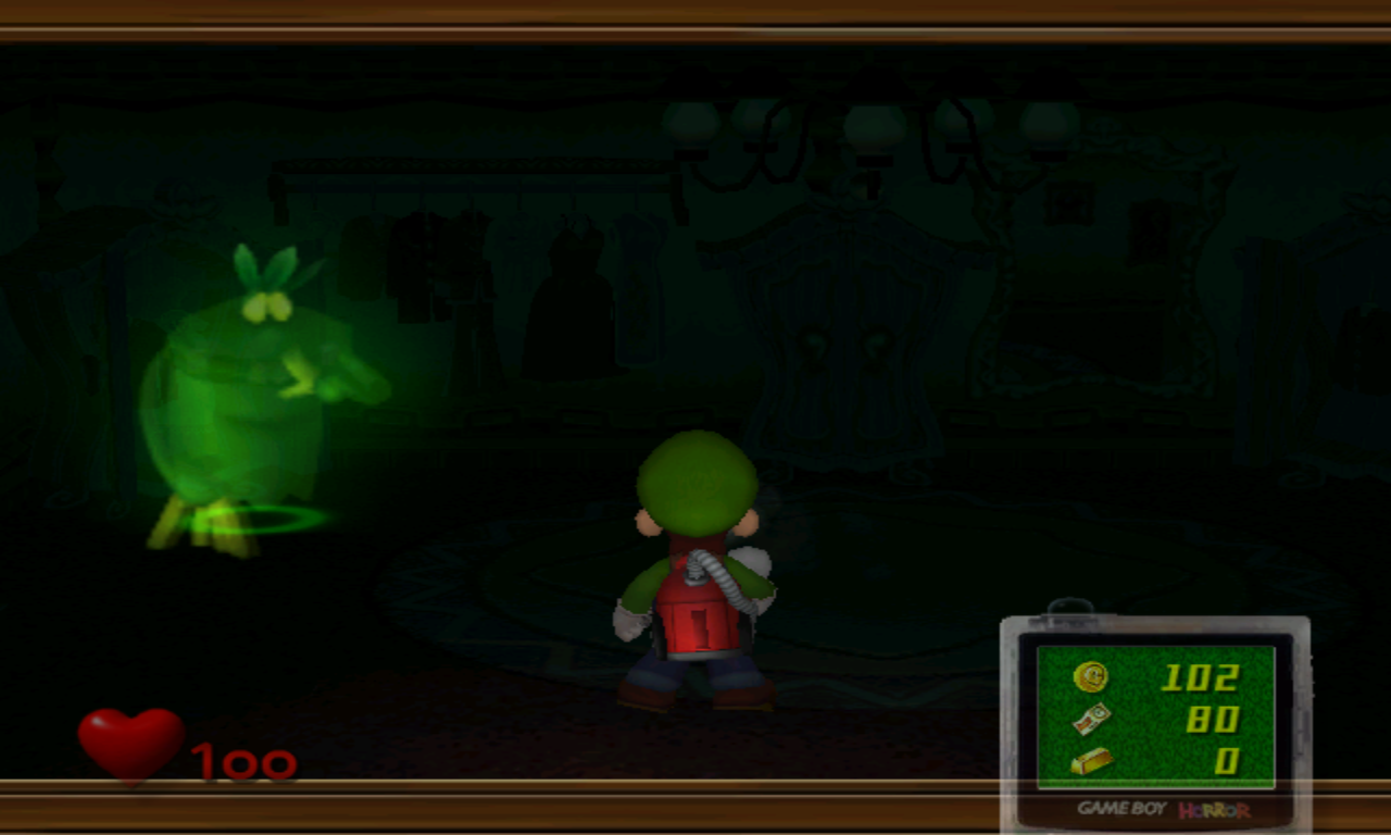 Luigi's Mansion Fantôme Bananne