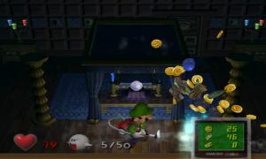 Luigi's Mansion Fantôme rare