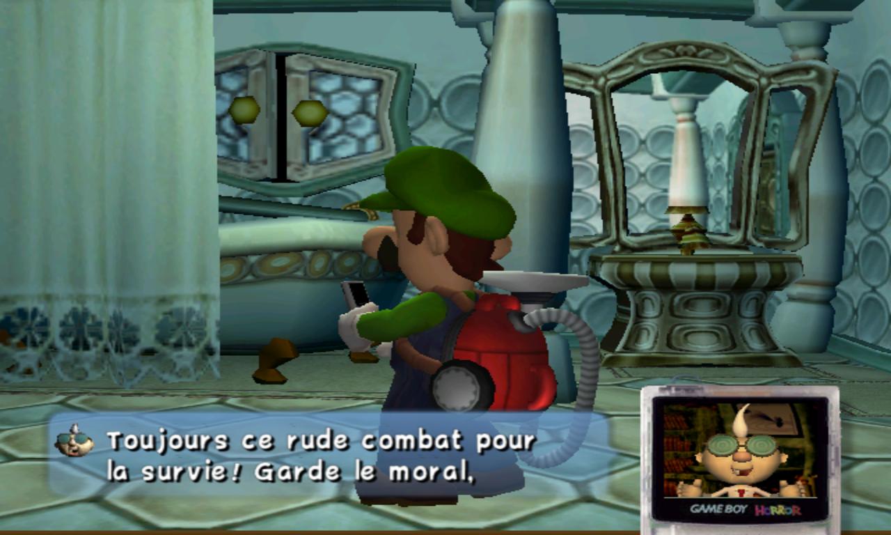 Luigi's Mansion GBH