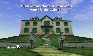 Luigi's Mansion Grade B