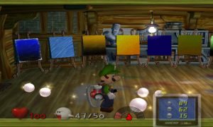 Luigi's Mansion Les Perles