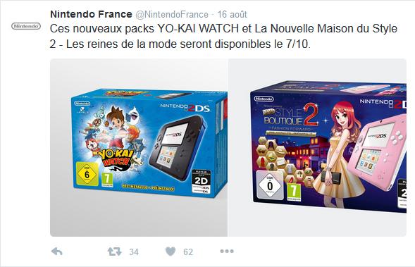 Nintendo Selects Bundle 2DS