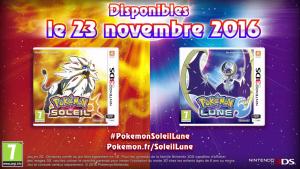 Pokémon Soleil et Lune