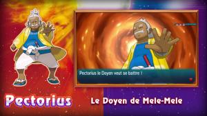 Pokémon Soleil et Lune Doyen