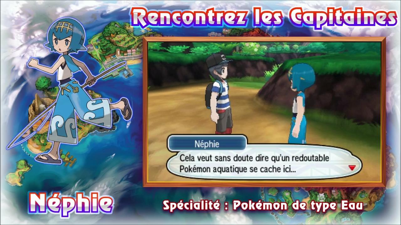 Pokémon Soleil et Lune Néphie