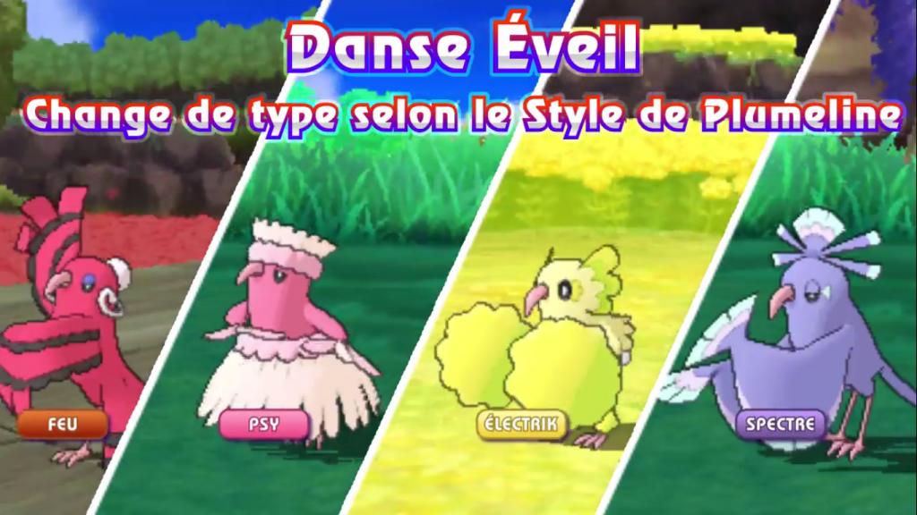 Pokémon Soleil et Lune Plumeline 2