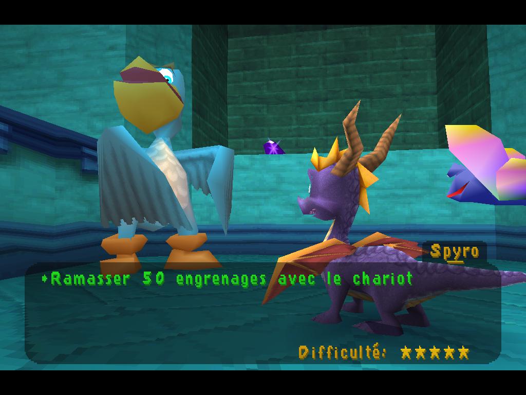 Spyro 2 Gateway to Glimmer 5 étoiles 3