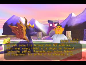Spyro 2 Gateway to Glimmer Colosse