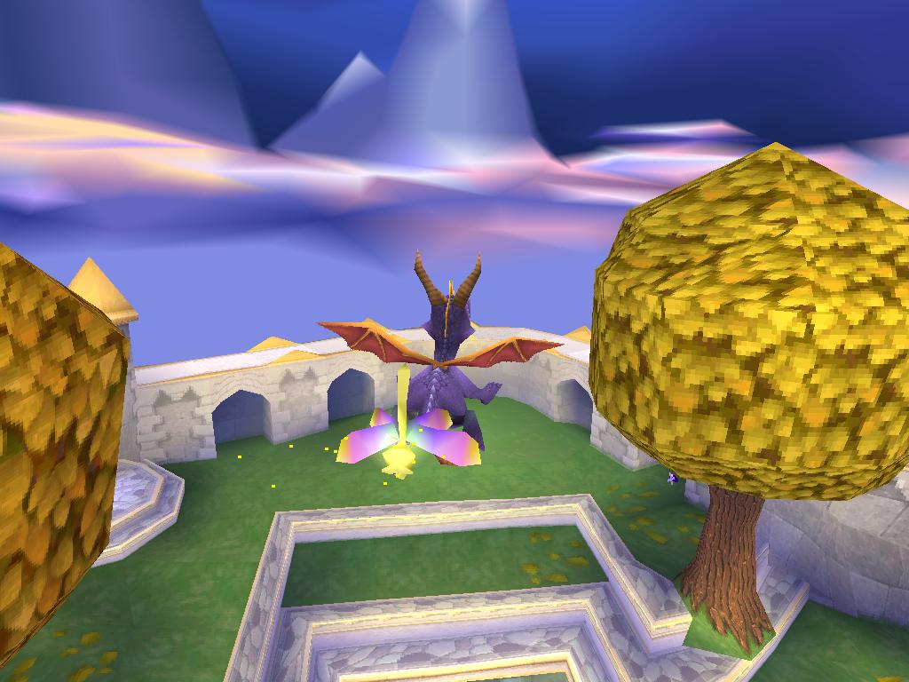 Spyro 2 Gateway to Glimmer Je vooooole