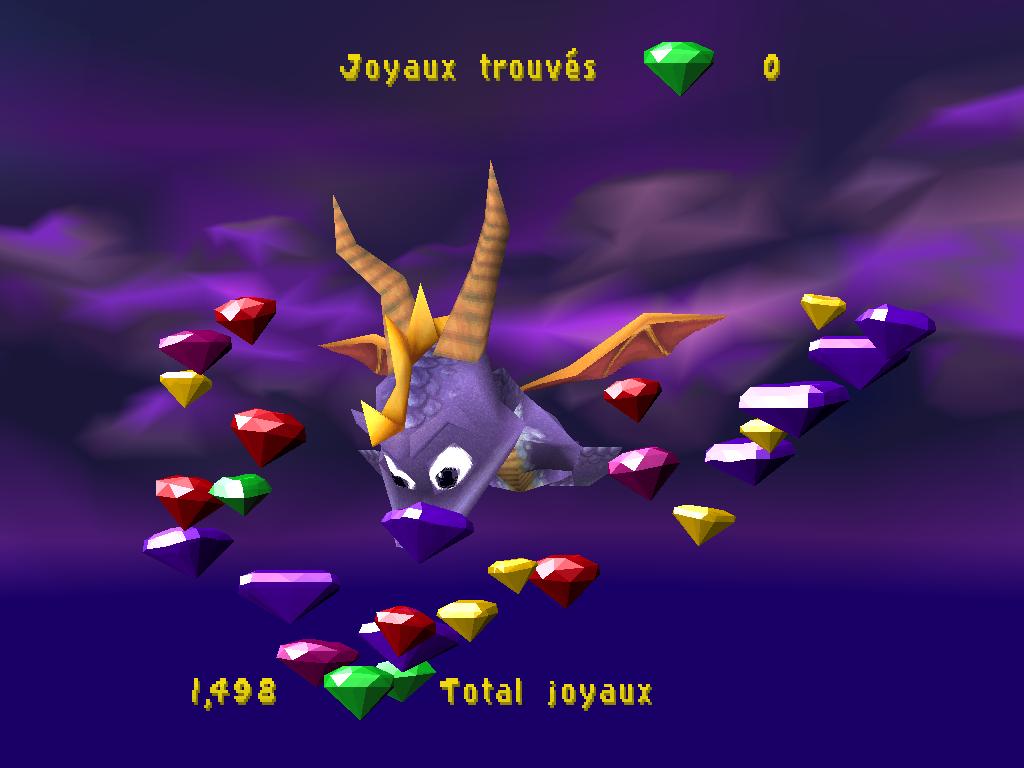 Spyro 2 Gateway to Glimmer Joyaux