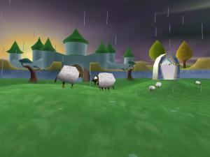 Spyro 2 Gateway to Glimmer Mouton