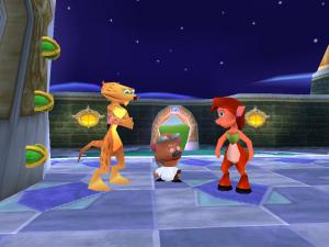 Spyro 2 Gateway to Glimmer Nouveaux Personnages