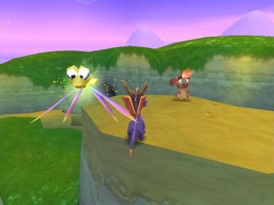 Spyro 2 Gateway to Glimmer Sparx