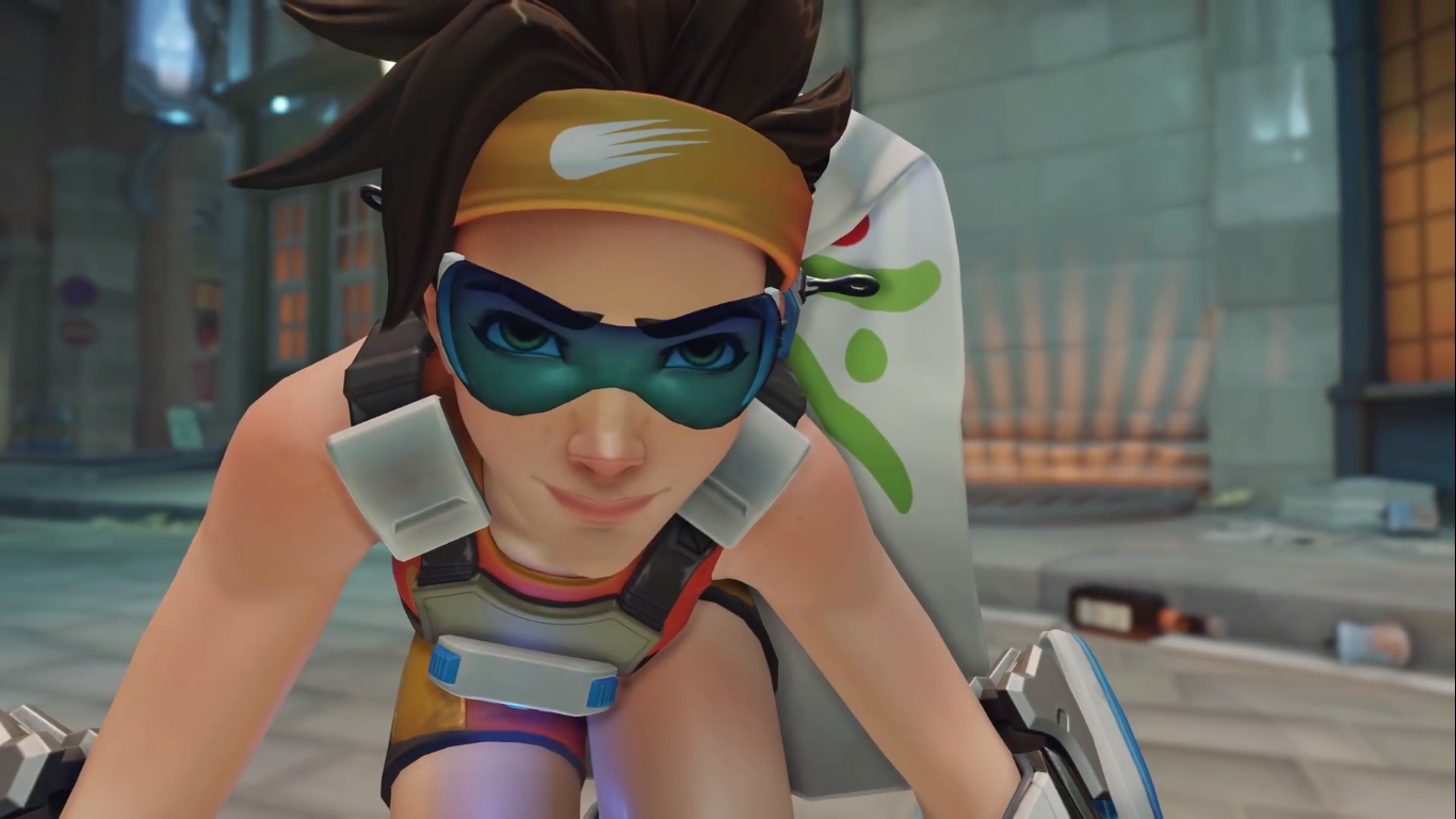 Summer Games Overwatch Tracer