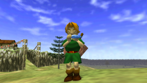 Top 50 du Time Ocarina of Time