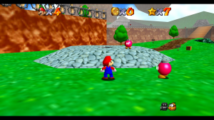 Top 50 du Time Super Mario 64