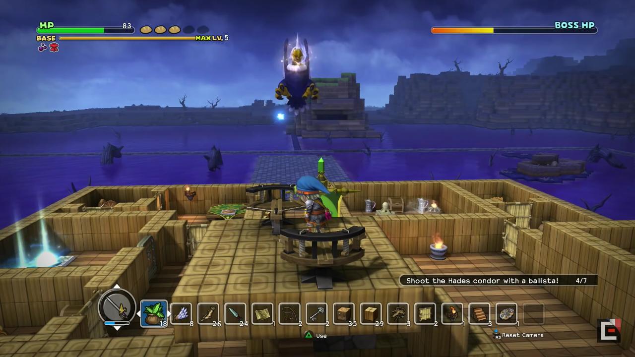 Dragon Quest Builders Se D Voile Dans Un Nouveau Trailer