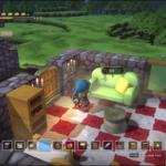 Dragon Quest Builders canape