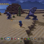 Dragon Quest Builders golem