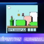 NES Mini Définition Originale