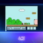 NES Mini Affichage 43