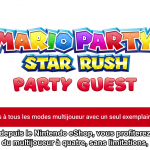 Nintendo Direct Mario Party Star Rush Party Guest 2