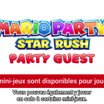 Nintendo Direct Mario Party Star Rush Party Guest 3