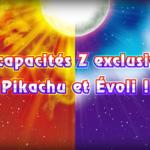 Pokémon Soleil et Lune Capacité Z