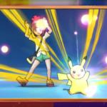 Pokémon Soleil et Lune Capacité Z Pikachu