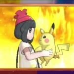 Pokémon Soleil et Lune Capacité Z Pikachu 2