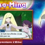 Pokémon Soleil-Lune elsa mina