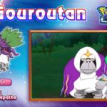 Pokémon Soleil et Lune Gouroutan