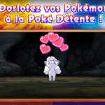 Pokémon Soleil et Lune Poké Détente 2