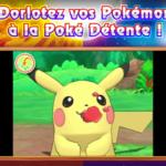 Pokémon Soleil et Lune Poké Détente Friandise