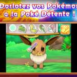 Pokémon Soleil et Lune Poké Détente Paralysie