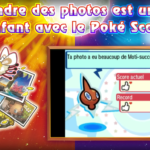Pokémon Soleil-Lune poke-scope evaluation 2