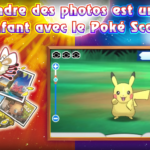 Pokémon Soleil-Lune poke-scope pikachu