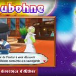 Pokémon Soleil-Lune saubohne