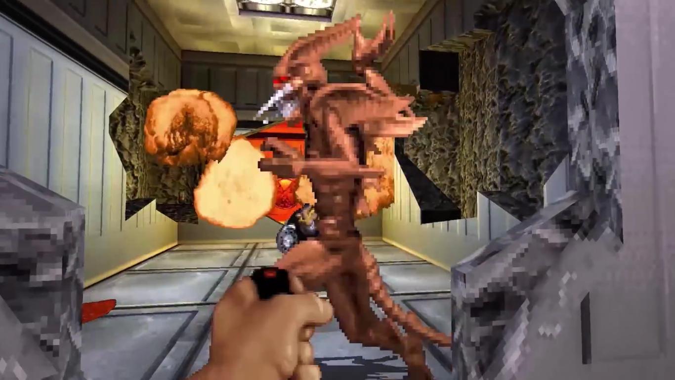 Duke Nukem 3D 20th Anniversary World Tour Alien 3
