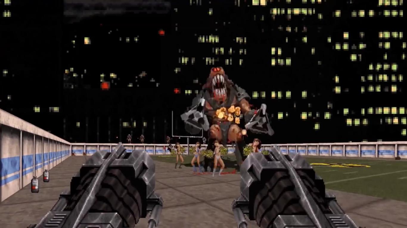 Duke Nukem 3D: 20th Anniversary World Tour Boss