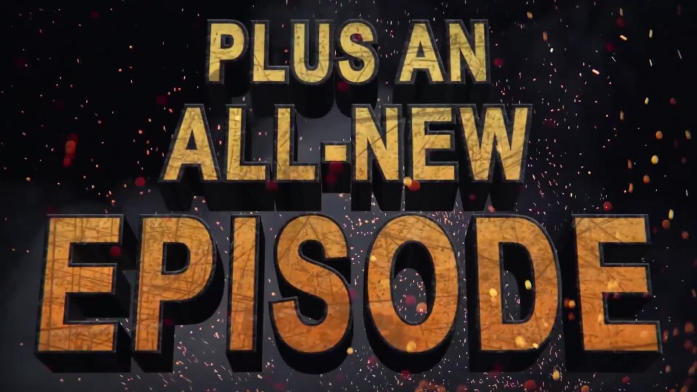Duke Nukem 3D: 20th Anniversary World Tour Nouveaux Episodes