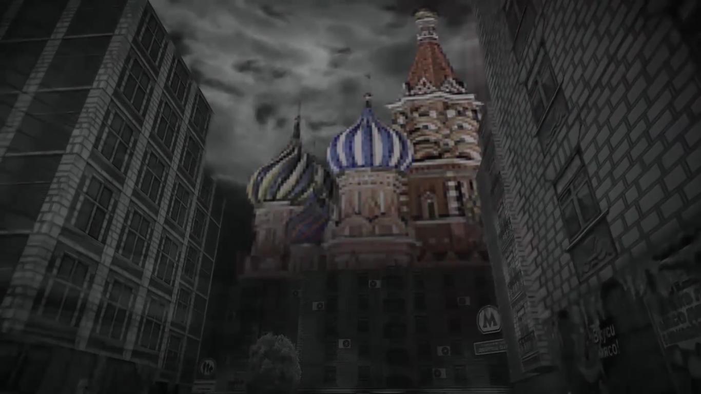 Duke Nukem 3D: 20th Anniversary World Tour Russie