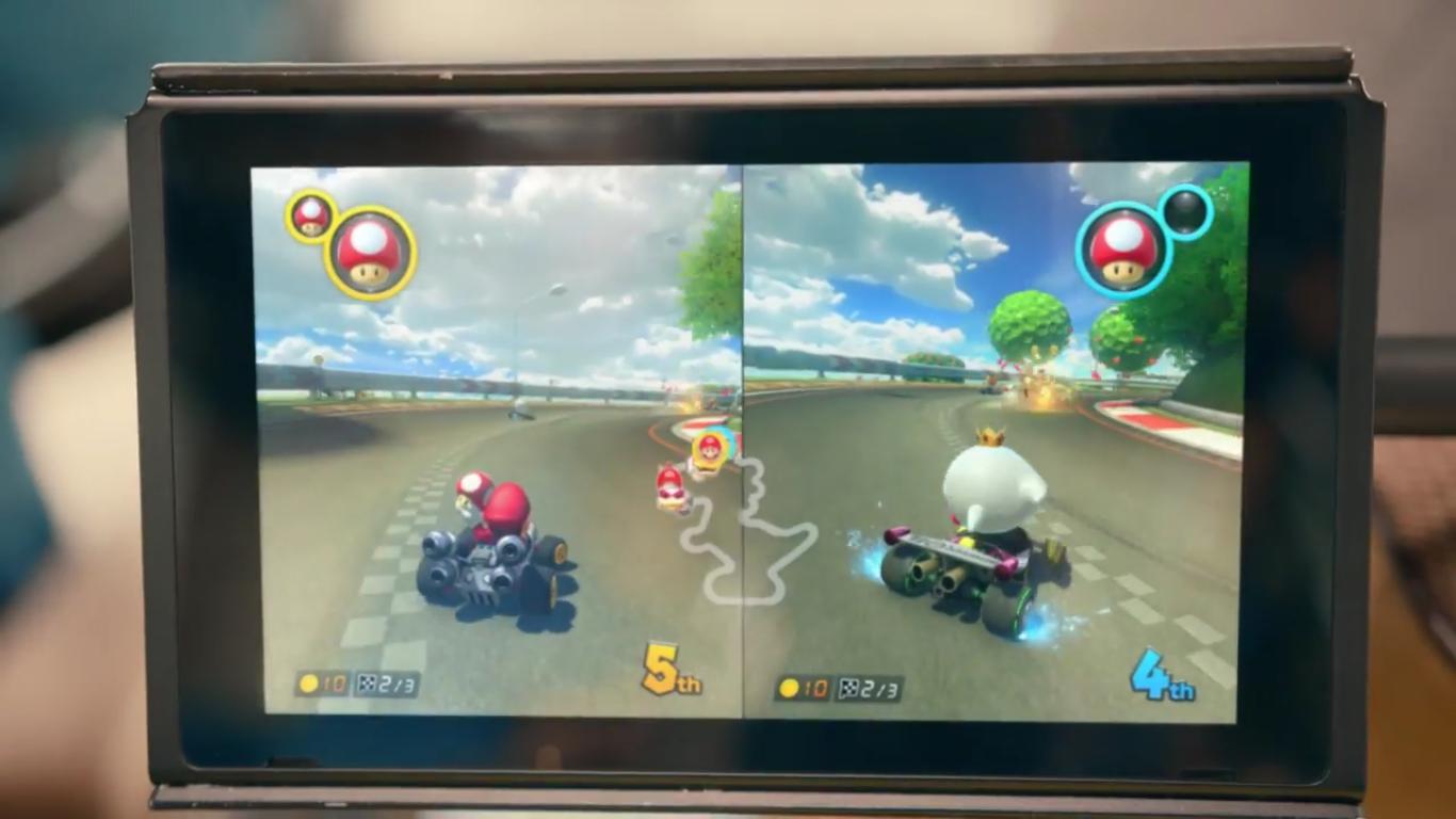 Nintendo Switch-extrait-mario-