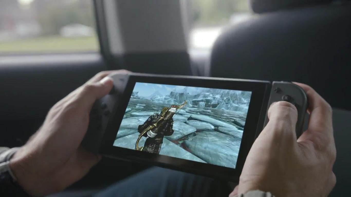 Nintendo Switch Jeu