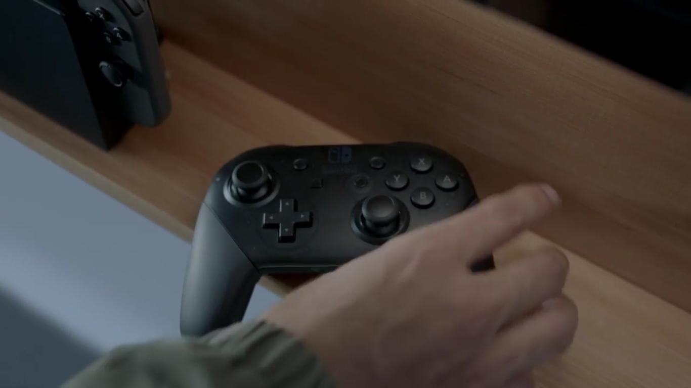 Nintendo Switch-pro-controller
